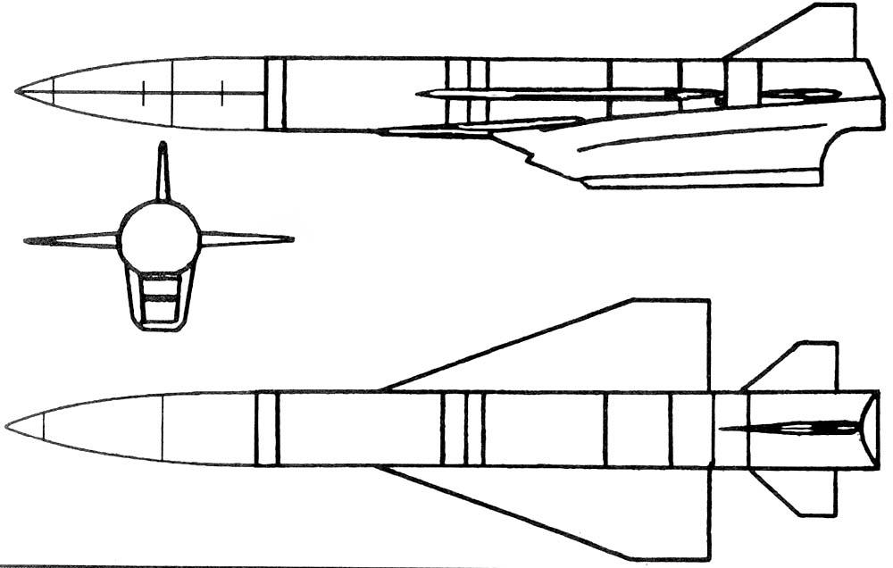 на базе X-22 запилили (до