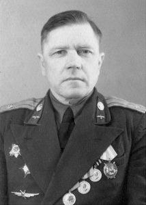 И.П.Яшин