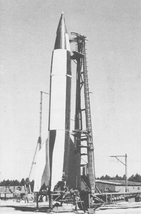 v2 rocket essay