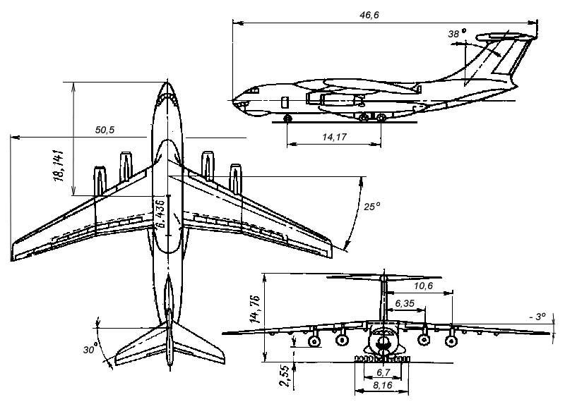 Схемы военных самолетов