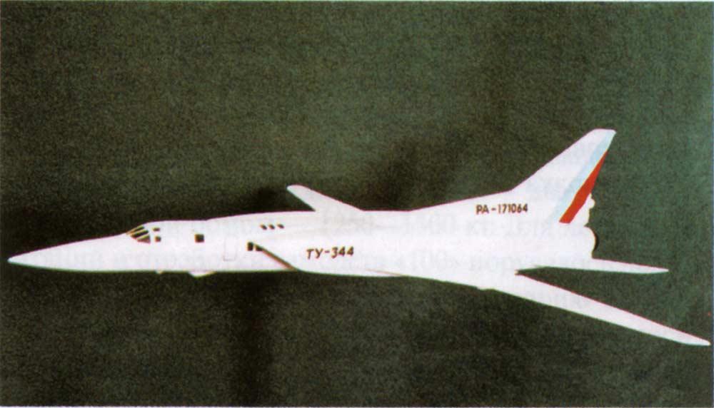 """""""344"""" Tupolev"""