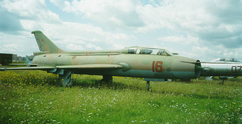 Су-7У