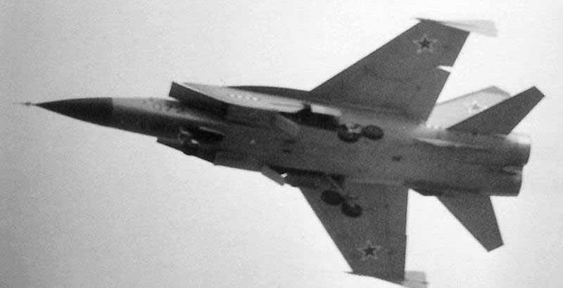 МиГ-31Д