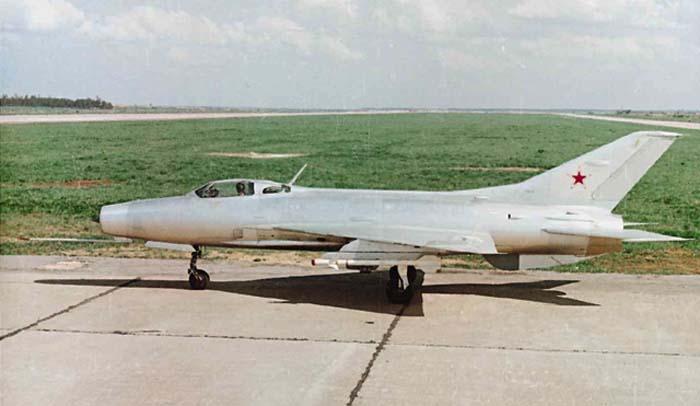Прототип МиГ-21Ф-13 (E-6Т)
