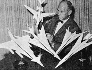 Модели вариантов SST от NAA (1963-64 гг)
