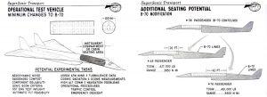 Пассажирские варианты B-70