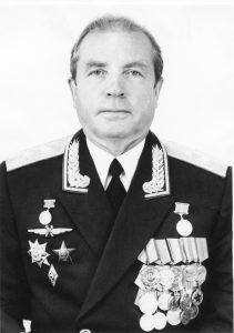 Генерал-лейтенант Клягин А.С. © Фото из личного архива генерала А.Клягина