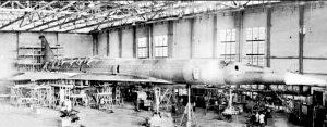 Сборка Ту-144