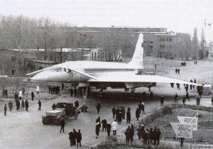 Перекатка Ту-144