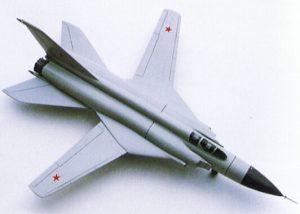 Ту-148-100 (3D модель)
