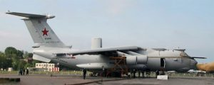 Самолет-лаборатория А-100ЛЛ