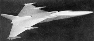 Вариант 148 - бесхвостка с ромбовидным крылом